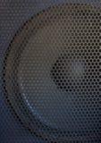 Ядровая текстура гриля диктора Стоковые Изображения RF