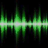 ядровая форма волны Стоковая Фотография RF