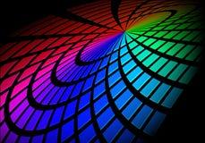 ядровая форма волны Стоковое Изображение
