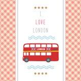 Я люблю London9 Стоковая Фотография
