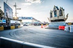 ฺBangasen泰国速度节日 图库摄影