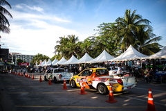 ฺBangasen Thailand Speed Festival Royalty Free Stock Image