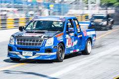 ฺBangasen Thailand Speed Festival Royalty Free Stock Photography
