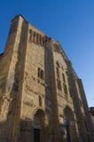 '圣米谢勒Maggiore教会'在帕尔瓦-意大利 库存照片