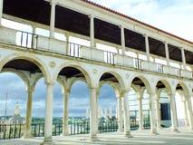 '马查多de卡斯特罗'博物馆,科英布拉 免版税库存图片