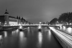 'Conciergerie' 免版税图库摄影
