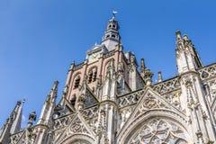 's斯海尔托亨博斯的圣约翰在荷兰 库存照片