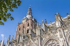 's斯海尔托亨博斯的圣约翰在荷兰 免版税图库摄影