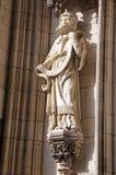 's斯海尔托亨博斯的,荷兰圣约翰教堂 免版税库存图片