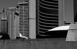 'voo do convidado do hotel 'dentro à área central de Toronto imagem de stock royalty free