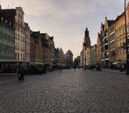 'Aw di WrocÅ fotografia stock libera da diritti
