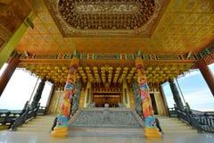 'Deity acht 'Tempel royalty-vrije stock foto's