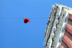 """""""天使的飞行"""",威尼斯,意大利 库存图片"""