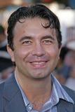 """""""完善的人""""洛杉矶首放的迈克尔McQuown,在城市步行,普遍城市,加州06-13-05的环球影业戏院 免版税库存照片"""