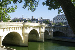 "The "" Pont Neuf "" in Paris stock photos"