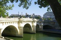 The � Pont Neuf  � in Paris Stock Photos