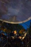 Paraboles show by Cie Off company Royalty Free Stock Photo