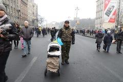 """Rusia va a casa por favor"" imagen de archivo"