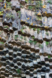 """Sinfonia delle pietre"" - Garni, Armenia Fotografie Stock"
