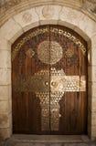 Eliahu Ha'navi synagoga Royaltyfria Foton