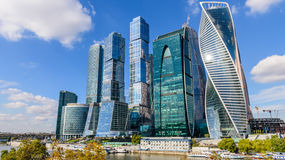 """Moskva-stad"", Royaltyfri Foto"