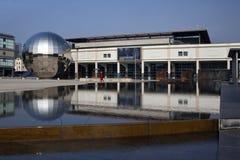 """""""På Bristol"""" utveckling - Bristol - England Fotografering för Bildbyråer"""