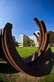 """""""Blickachsen de bienal de la escultura """" Fotos de archivo libres de regalías"""