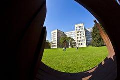 """""""Blickachsen de bienal de la escultura """" Foto de archivo libre de regalías"""