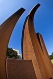 """""""Blickachsen de bienal de la escultura """"en Frankfurt-am-Main Fotos de archivo"""