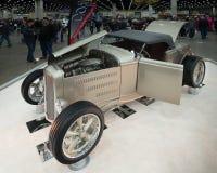 """""""Deucevlieger"""", een 1932 Ford Roadster Royalty-vrije Stock Foto"""