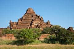 """""""Yan†""""Dhamma†gyi der größte alte buddhistische Tempel in Bagan myanmar Stockfotos"""