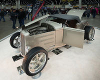 """Zwei-Flieger"", Ford Roadster 1932 Lizenzfreies Stockfoto"