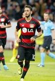 ‡ Hakan à alhanoÄŸlu Bayer Leverkusen Lizenzfreie Stockfotografie