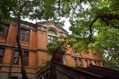 ‰ del ¼ del ˆhangzhouï del ¼ del universityï de Zhejiang Fotos de archivo