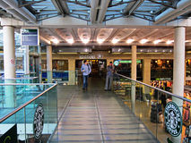 ‰ Hilton Hotel do ¹ do à em Inglaterra Imagem de Stock