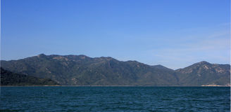 ‹Â€ ‹â€ моря в Nha Trang Стоковая Фотография