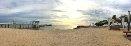 ‹de Tailandia Beach†Imagenes de archivo