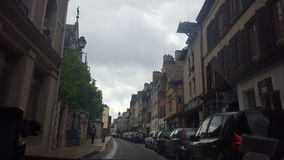 ‹del †del ‹del †de la ciudad de Troyes Francia Fotos de archivo