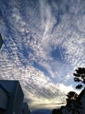 ‹Del thailand†del ‹del †del ‹del at†del ‹del rain†del ‹del after†del ‹dello sky†del ‹di Blue†Immagini Stock Libere da Diritti