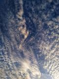 ‹Del thailand†del ‹del †del ‹del at†del ‹del rain†del ‹del after†del ‹dello sky†del ‹di Blue†Fotografie Stock Libere da Diritti