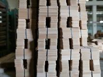 ‹Del wood†del Mdf foto de archivo libre de regalías