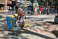 ‹DENVER, le COLORADO d'†- 25 août Photographie stock libre de droits
