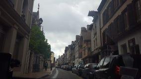 ‹do †do ‹do †da cidade de Troyes França fotos de stock
