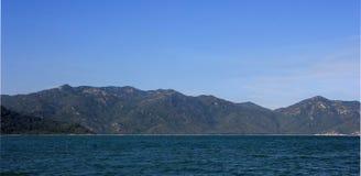 ‹Do †do ‹do †do mar em Nha Trang Fotografia de Stock