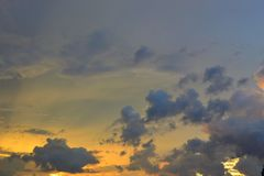 ‹För thailand†för ‹för at†för ‹för summer†för ‹för in†för Sunset†‹stråle, arkivfoto