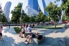 ‹NEW YORK do †- 24 de agosto Fotografia de Stock