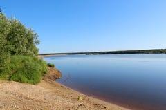 ‹View†‹River†стоковое изображение