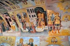 €œAssumption del monasterio de Bachkovo de los iconos del  santo de Virgin†fotografía de archivo libre de regalías