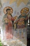 €œAssumption del monasterio de Bachkovo de los iconos del  santo de Virgin†imágenes de archivo libres de regalías