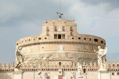 €™Angelo di Castel Santâ Immagine Stock Libera da Diritti